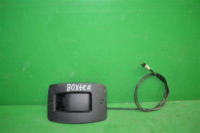 Ручка двери багажника Peugeot Boxer 2006 правая (б/у)