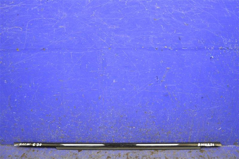 Уплотнитель двери Bmw 5 G30 2016 задний правый (б/у)