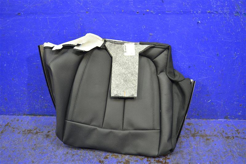 Обивка подушки сиденья Bmw X5 F15 2013 задняя правая нижняя (б/у)