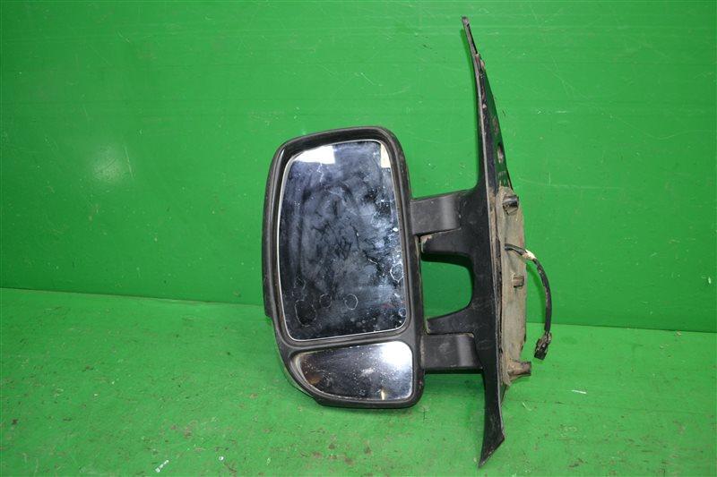 Зеркало Renault Master 3 2010 левое (б/у)