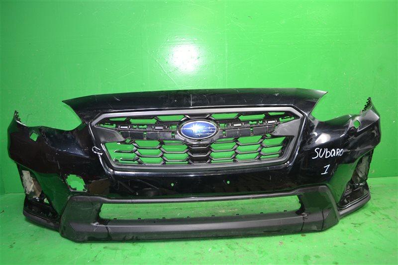 Бампер Subaru Xv 2 2017 передний (б/у)