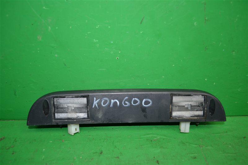 Фонарь Renault Kangoo 2 2008 задний (б/у)