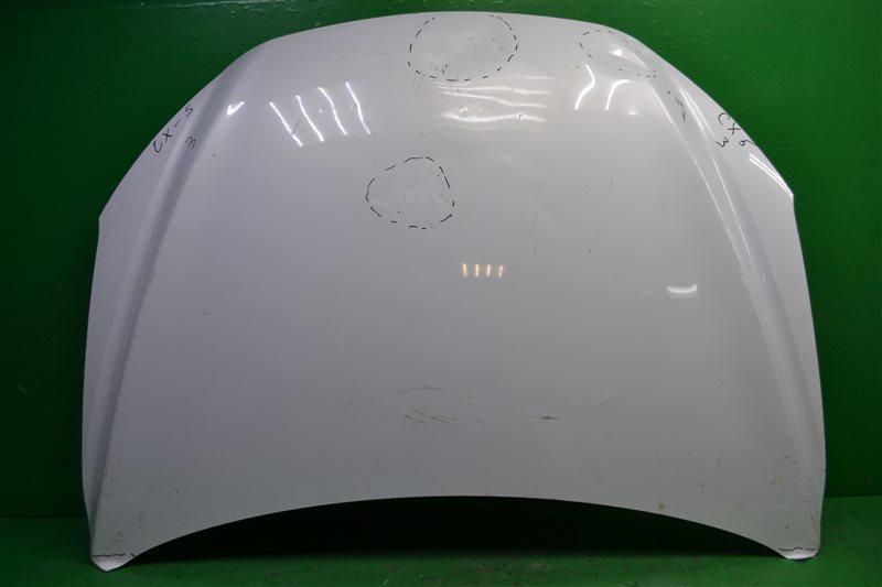 Капот Mazda Cx-5 1 2011 (б/у)