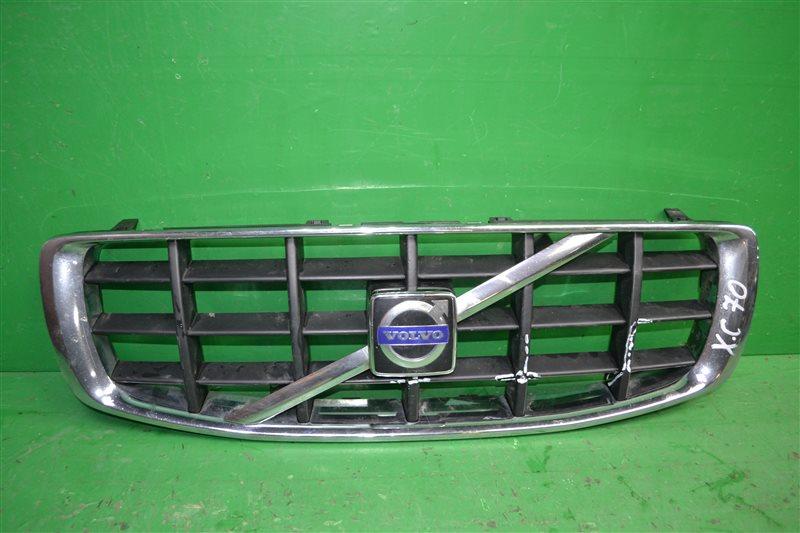 Решетка радиатора Volvo Xc70 2 2007 (б/у)