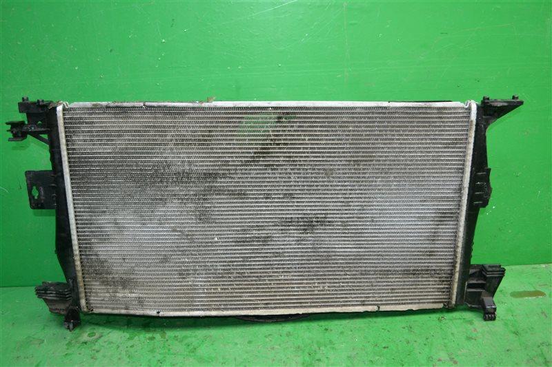 Кассета радиаторов Ford Focus 3 2011 (б/у)