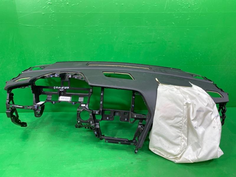 Торпедо Hyundai Sonata 7 2014 (б/у)