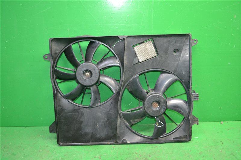Диффузор вентилятора Chevrolet Captiva 2011 (б/у)