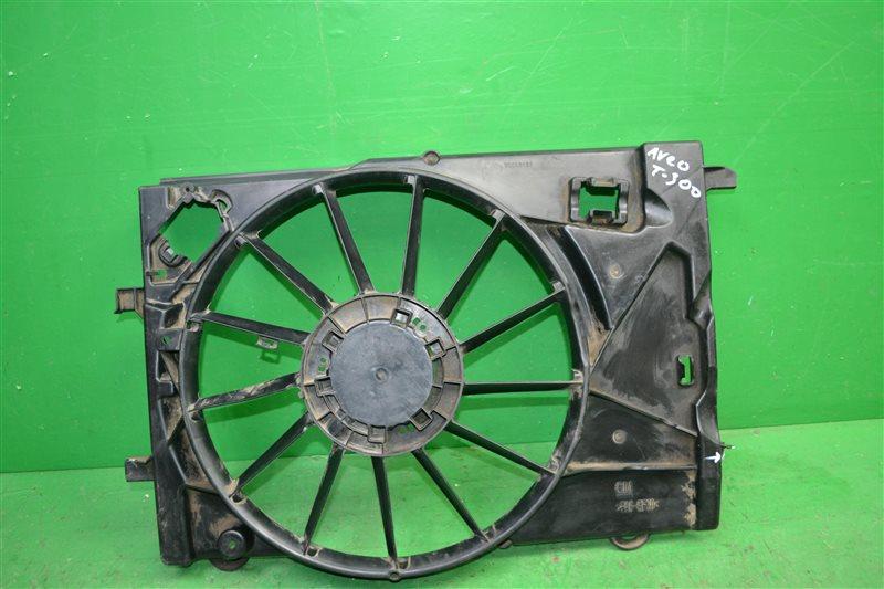 Диффузор вентилятора Chevrolet Aveo T300 2011 (б/у)