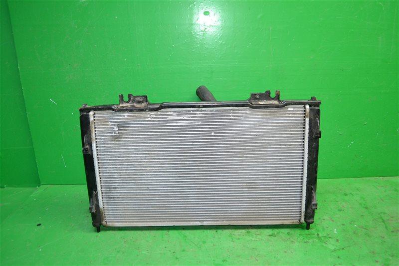 Радиатор Lada Priora 2007 (б/у)