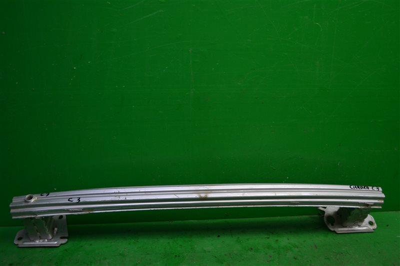 Усилитель бампера Citroen C3 Picasso 2009 задний (б/у)