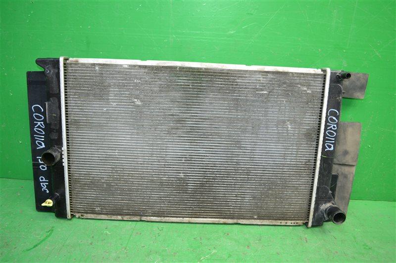 Радиатор охлаждения Toyota Corolla E150 2006 (б/у)