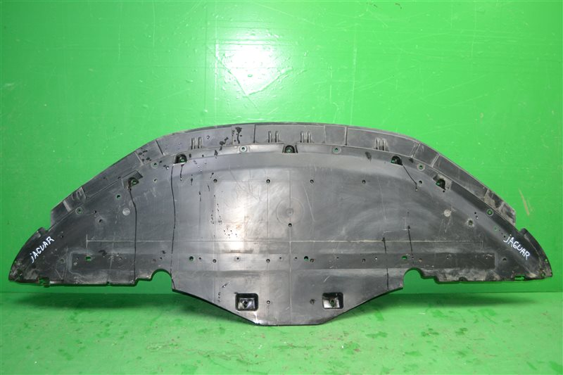 Пыльник бампера (двигателя) Jaguar Xf 2 2015 передний (б/у)