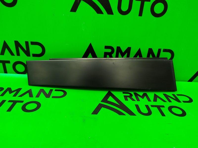 Накладка стойки двери Chevrolet Cruze 2009 задняя левая (б/у)
