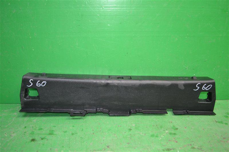Накладка замка багажника Volvo S60 2 2010 (б/у)