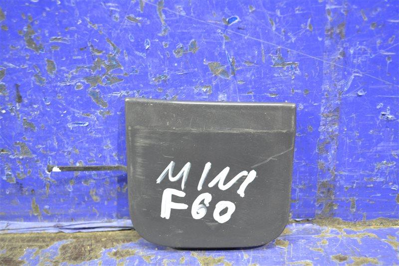 Заглушка бампера Mini Countryman F60 2016 задняя (б/у)