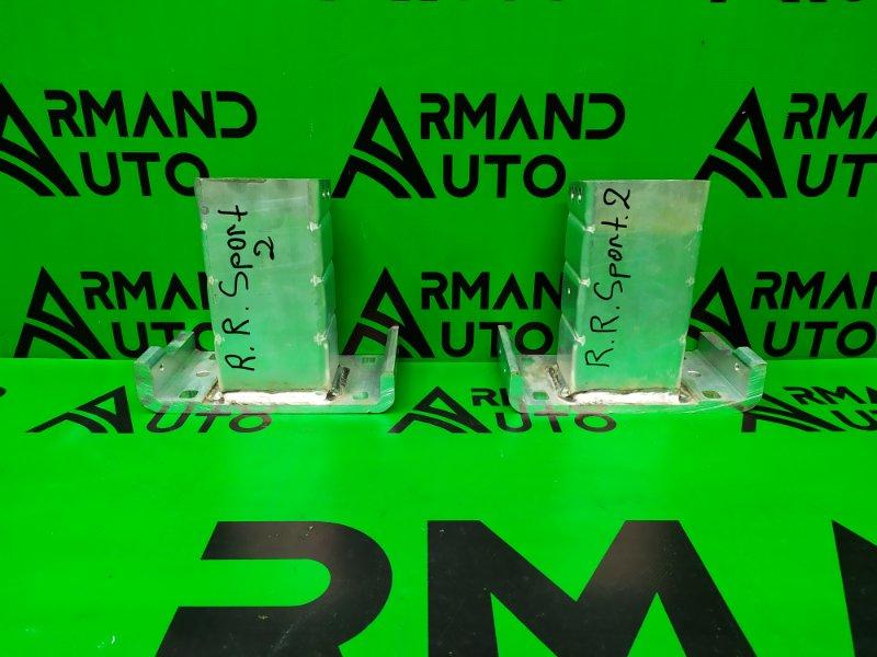 Кронштейн усилителя бампера Land Rover Range Rover Evoque 2011 передний (б/у)