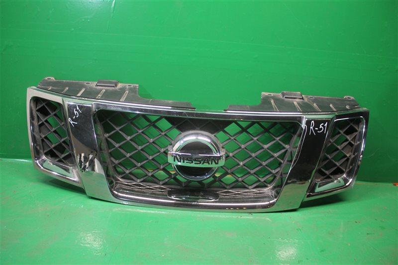 Решетка радиатора Nissan Pathfinder R51 2004 (б/у)