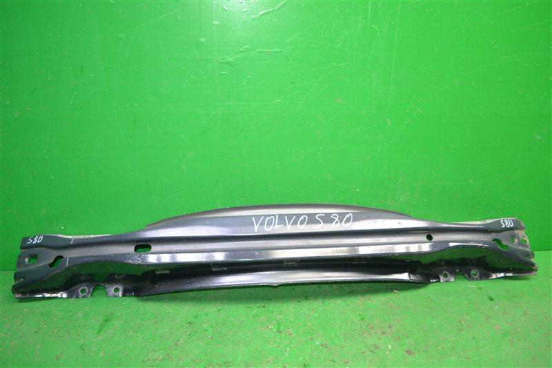 Усилитель бампера Volvo S80 2 2006 задний (б/у)