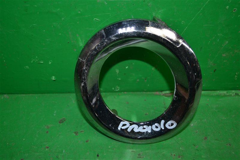 Накладка птф Toyota Prado 150 РЕСТАЙЛИНГ 2009 (б/у)