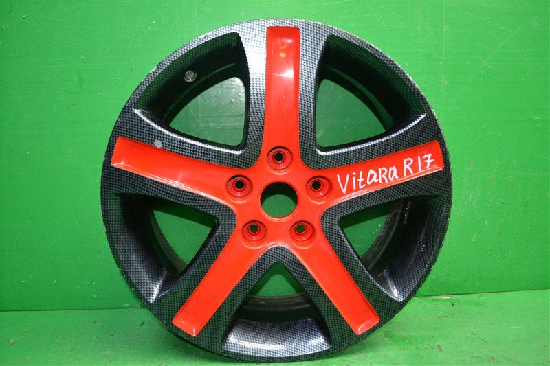 Диск r17 Suzuki Grand Vitara JT 2005 (б/у)