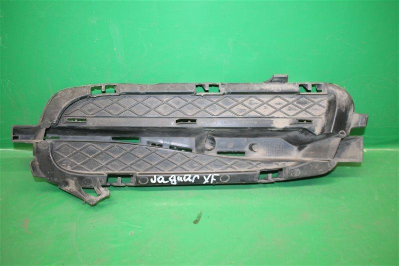 Накладка птф Jaguar Xf 2007 правая (б/у)
