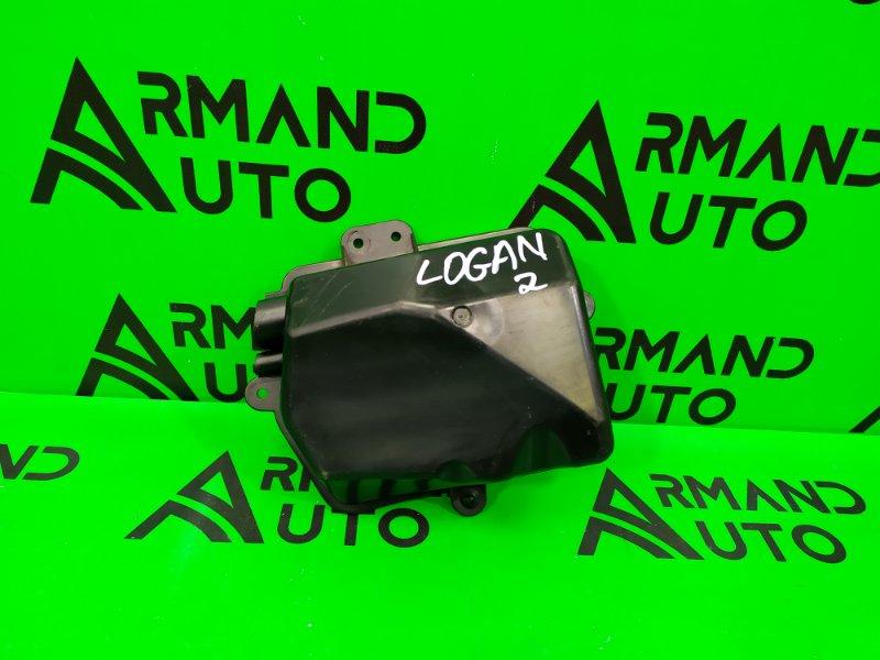 Крышка блока акпп Renault Logan 2 2014 (б/у)
