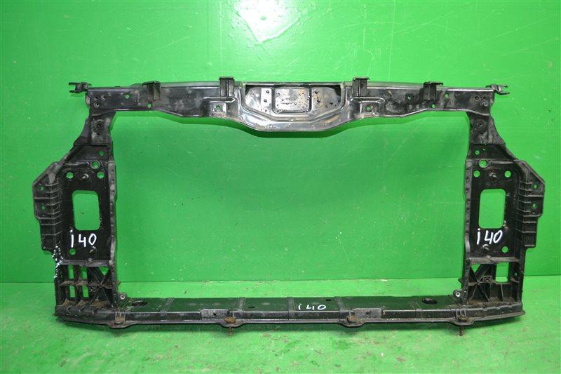 Панель передняя ( телевизор ) Hyundai I40 2011 (б/у)