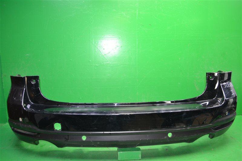 Бампер Subaru Forester SJ 2012 задний (б/у)