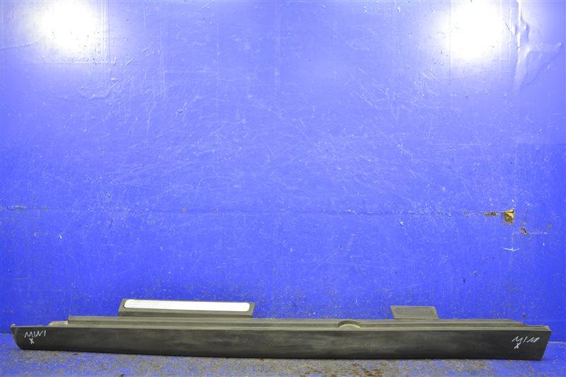 Накладка порога Mini Clubman F54 2015 левая (б/у)