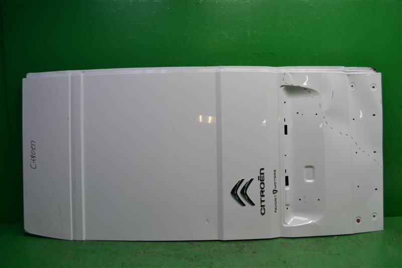 Дверь багажника Citroen Jumper 2 2007 левая (б/у)