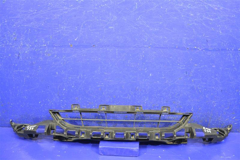 Решетка бампера Bmw 3 Gt F34 2011 передняя нижняя (б/у)