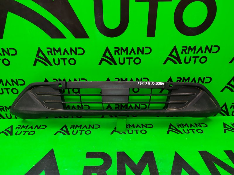 Решетка бампера Ford Transit Custom 2017 (б/у)