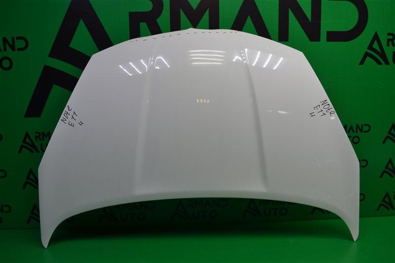 Капот Nissan Note E11 2008 (б/у)