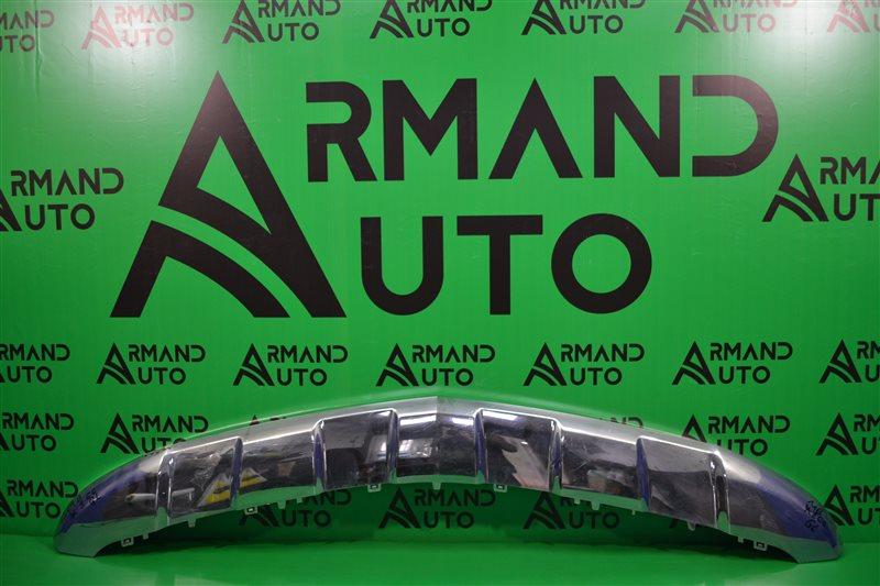 Юбка бампера Mercedes Gl X166 2011 передняя (б/у)