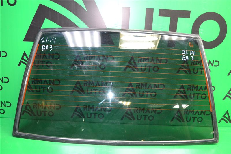 Стекло двери багажника Lada 2114 2001 (б/у)