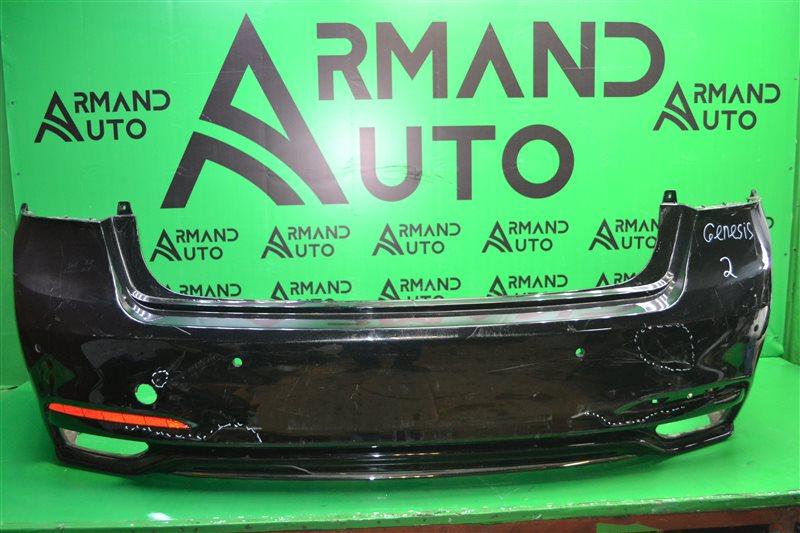 Бампер Hyundai Genesis 2 2013 задний (б/у)