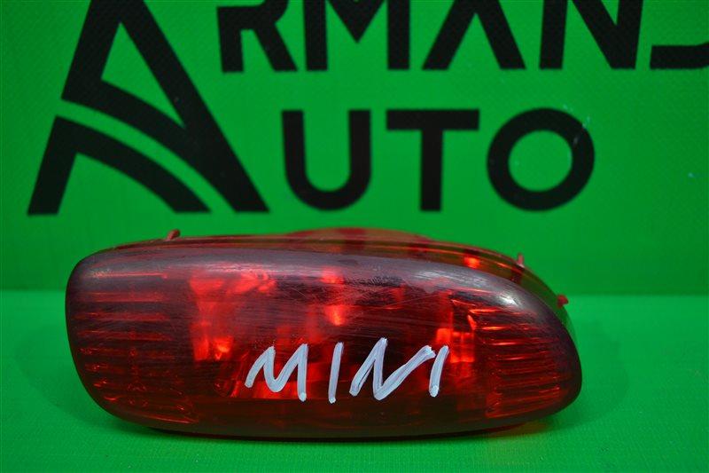 Птф Mini Cabrio R57 2008 задний левый (б/у)