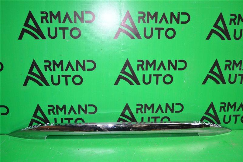 Накладка крышки багажника Lexus Gx 2 2009 (б/у)