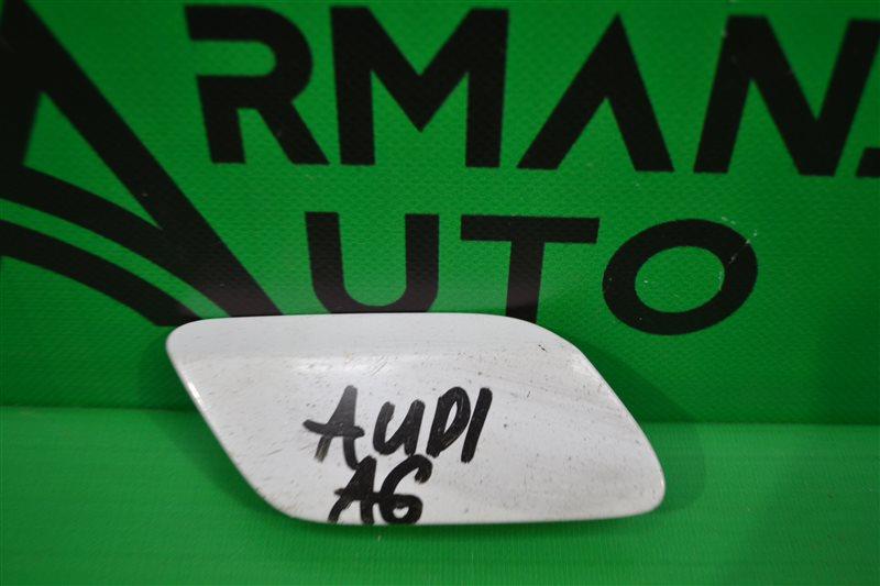 Крышка омывателя фар Audi A7 4G 2010 передняя правая (б/у)