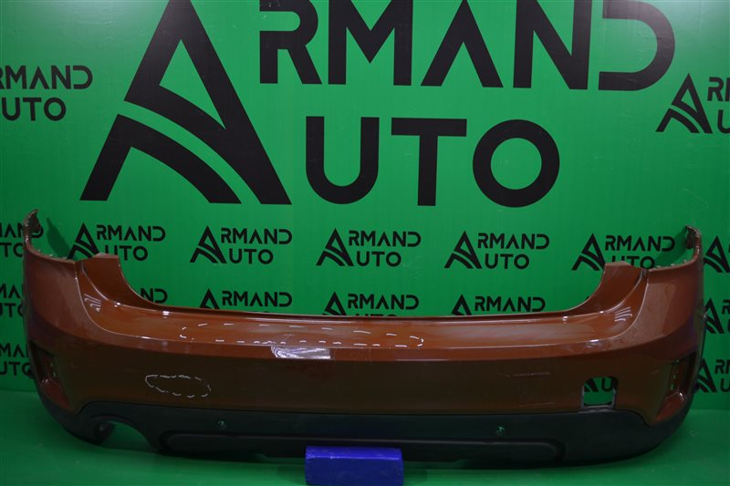 Бампер Mini Countryman F60 2016 задний (б/у)