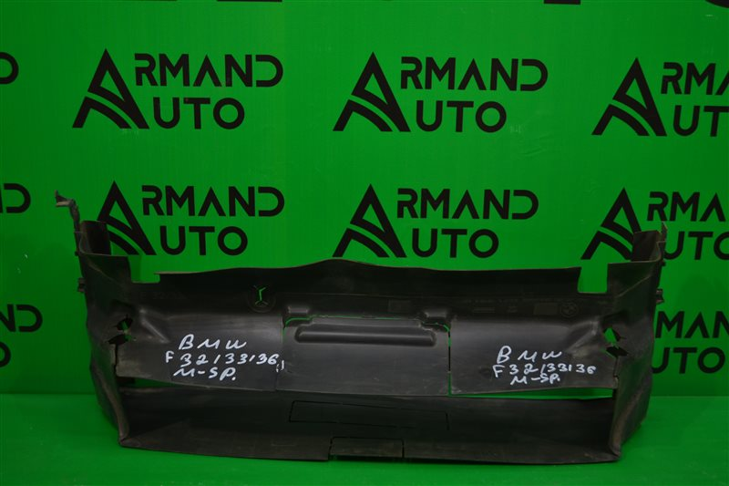 Воздуховод радиатора Bmw 4 F32 2013 (б/у)