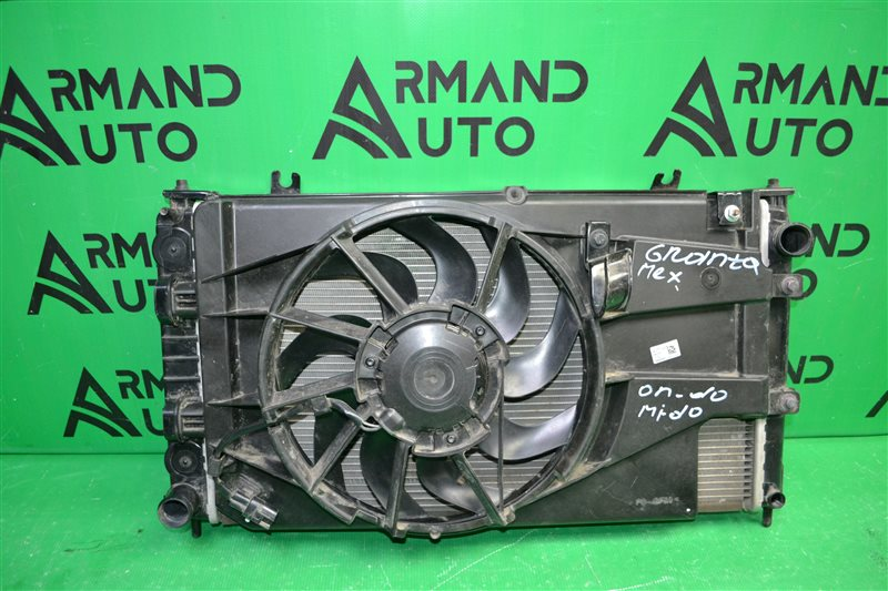Радиатор Lada Granta 2011 (б/у)