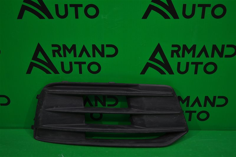 Решетка бампера s-line Audi Q5 2 FY 2017 передняя правая (б/у)