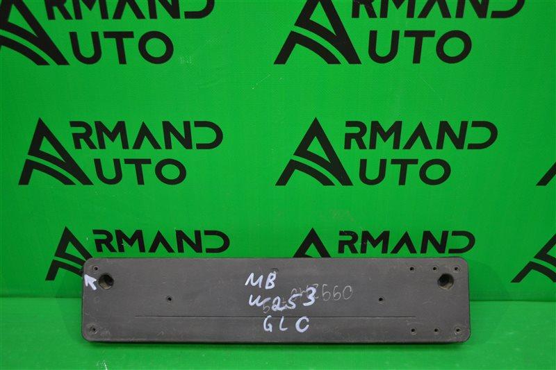Основание номерного знака Mercedes Glc X253 2015 (б/у)