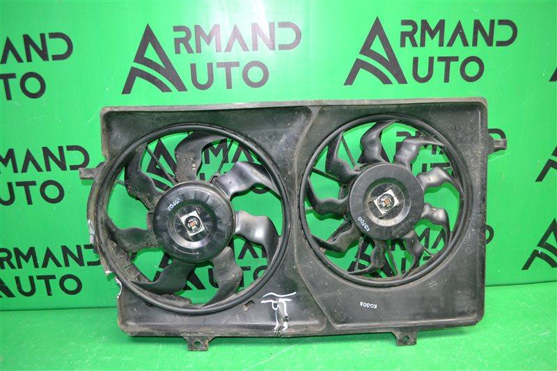 Диффузор вентилятора Lada Priora 2007 (б/у)