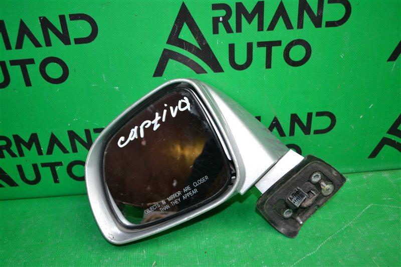 Зеркало Chevrolet Captiva 2006 левое (б/у)
