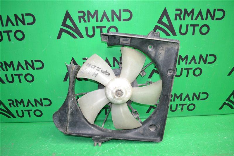 Вентилятор радиатора Mazda 6 GH 2007 (б/у)