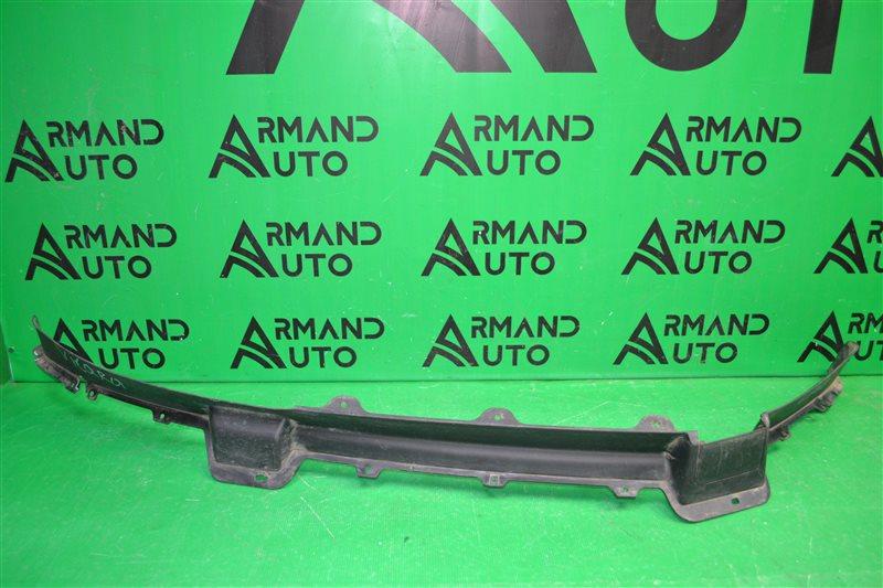 Накладка бампера Suzuki Grand Vitara JT РЕСТАЙЛИНГ 2012 передняя (б/у)
