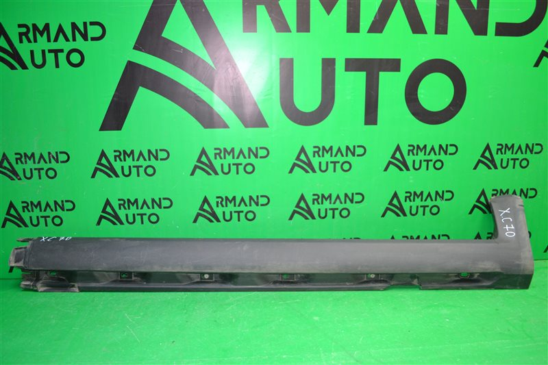 Накладка порога Volvo Xc70 2 2007 правая (б/у)