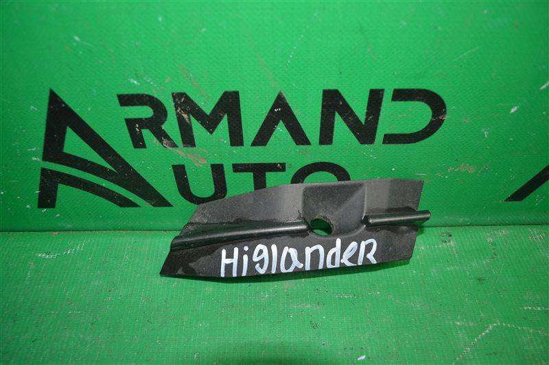 Накладка решетки радиатора Lexus Es 6 2012 правая (б/у)